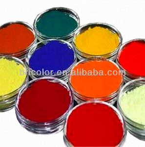 Fluorescent Pigment for Textile Printing Industrial Use Auto Paint