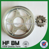 Brazil Motorcycle Sprocket for TWISTER, TWISTER Motorcycle Sprocket Zinc Coat, TWISTER Motorcycle Transmission Kits!!