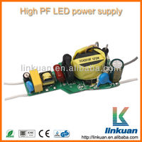 CE approved PF 0.93 18w 12v led driver