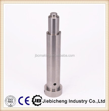 cnc stainless steel precision drive shaft flange chroming exporting
