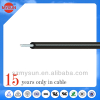 HO5S-K flexible silicone cable stranded copper wire sizes