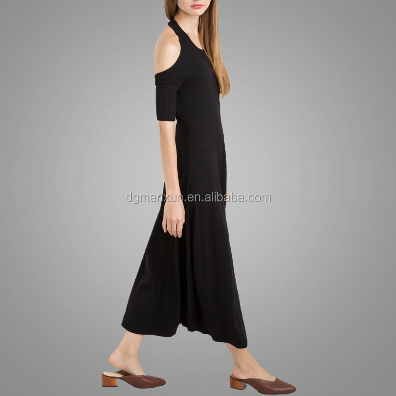 New arrival high quality summer tie back midi skirt sexy sleeveless ladies dress