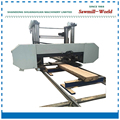 timber cutting band saw mill big band saw machine band sawmill with diesel engine