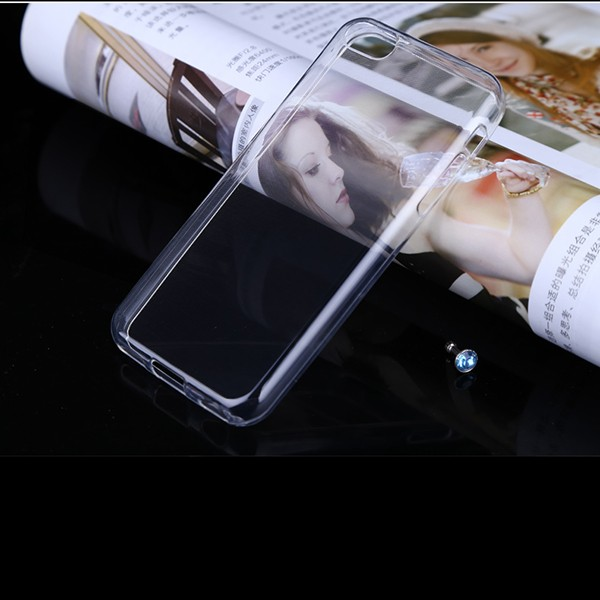 I5C001 2016 New Arrive Ultra Thin 0.6mm Soft Clear Phone Case for iPhone 5C