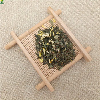 Natural Dired Flavor Mint Green Tea