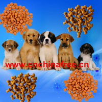 Automatic Durable Pet dog biscuit making machine with low cost