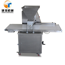 Wire cut depositor cracker biscuit cookie machine
