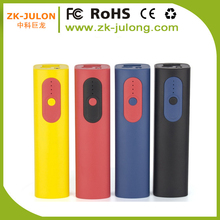 Popular universal 18650 power bank 2600mah gift for corporate giveaways, christmas gifts