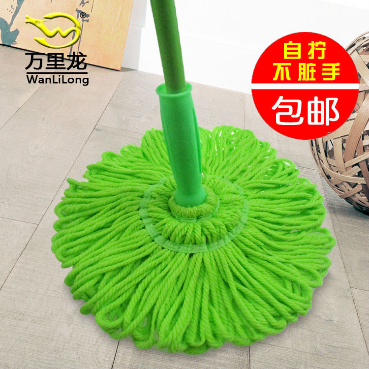 easy mop, non stick hand wring water