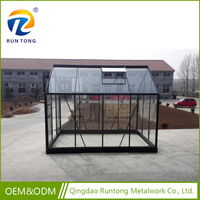 Winter Farmer Nursery Galvanized Steel Frame