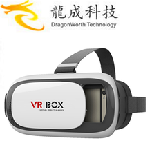New product 2017 Pendoo Virtual reality Glasses plastic version vr glasses white Bluetooth 4.0