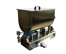 CHX-1 Honey Wash-up Filling Machine/Chaffy Dish Filling Machine