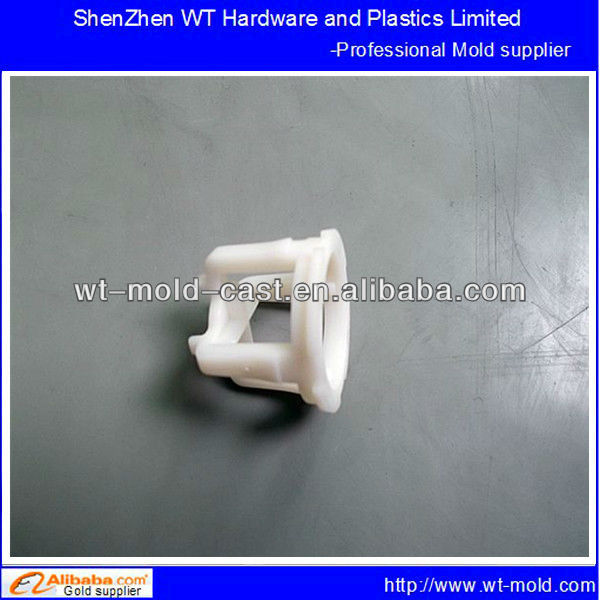 custom fireproof ABS plastic injection molded electrical shell top casing/molding polished plastic top casing