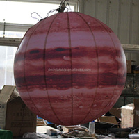 Customized inflatable Jupiter/ inflatable solar system planet LCK-167