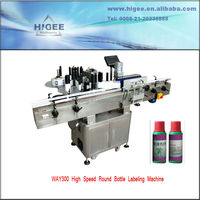 automatic pvc labeling machine paper tube labeling machine
