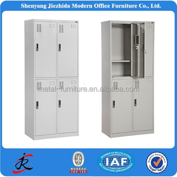 office home furniture employee staff stock cabinet college school dormitory metal wardrobe home steel room locker