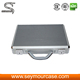 Aluminum And Thick Handles Display Suitcase For Quartz Stone Marble