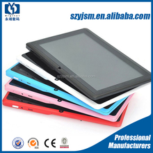 Hot tablet 7 inch 8 inches Q8 android 4.4 system 3000mah with touch screen replacement tablet 7""