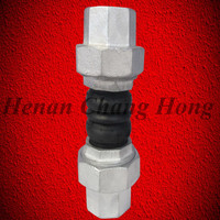 Factory wholesale threaded union type flexible connector