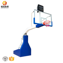 Professional hydraulic basketball system equipment standings