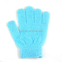 lovely bath glove with fingers suit for child