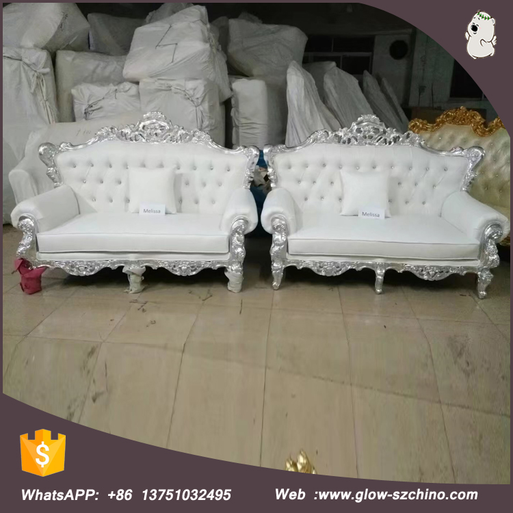 Wholesale price wooden king lion throne chair