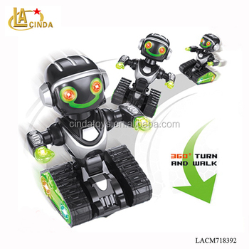 Rotating humanoid robot for sale,with music and light,functional,wholesale
