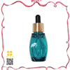 Sky blue princess style 50 ml classical amber glass pp container