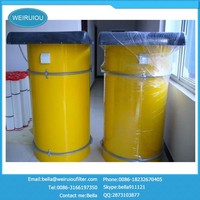 Industrial Cement Silo Filter and cement plant bag filter
