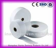 Nonwoven depilatory waxing strips/disposable waxing rolls for hair removal wax in Salon SPA