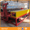 Hot dip galvanizing used welded wire mesh machine in roll (CE ISO)