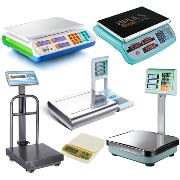 2018 hot and cheapest OEM/ODM digital pricing scale ,DAHONGYING ,Electric platform scale, battery,Loadcell,weighing scale