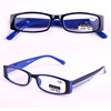 Slim Stylish Reading Glasses Cheap Wholesale Eyewear Frame With Wide Temple