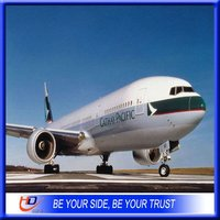 Fast air freight to Dhaka