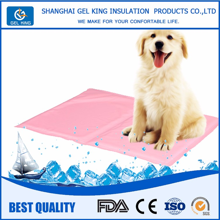 Factory Wholesale Best Quality Sleeping Pet Cool Mat