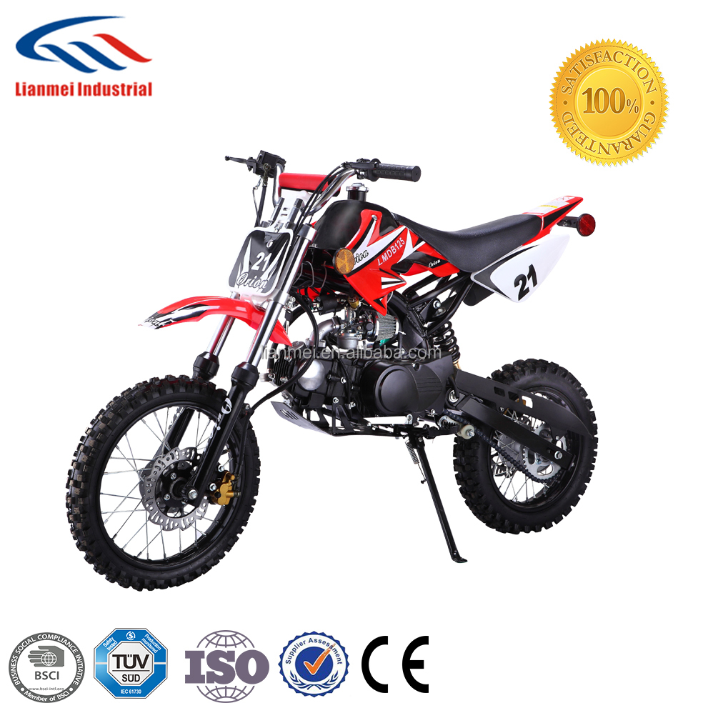 Chinese Cheap Off Road 125cc Dirt Bikes, Pit Bikes with CE and EPA for Sale