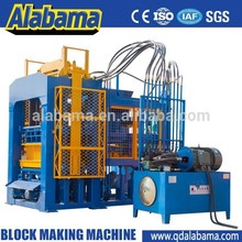 electric and hydraulic system best selling products brick machine for bangladesh