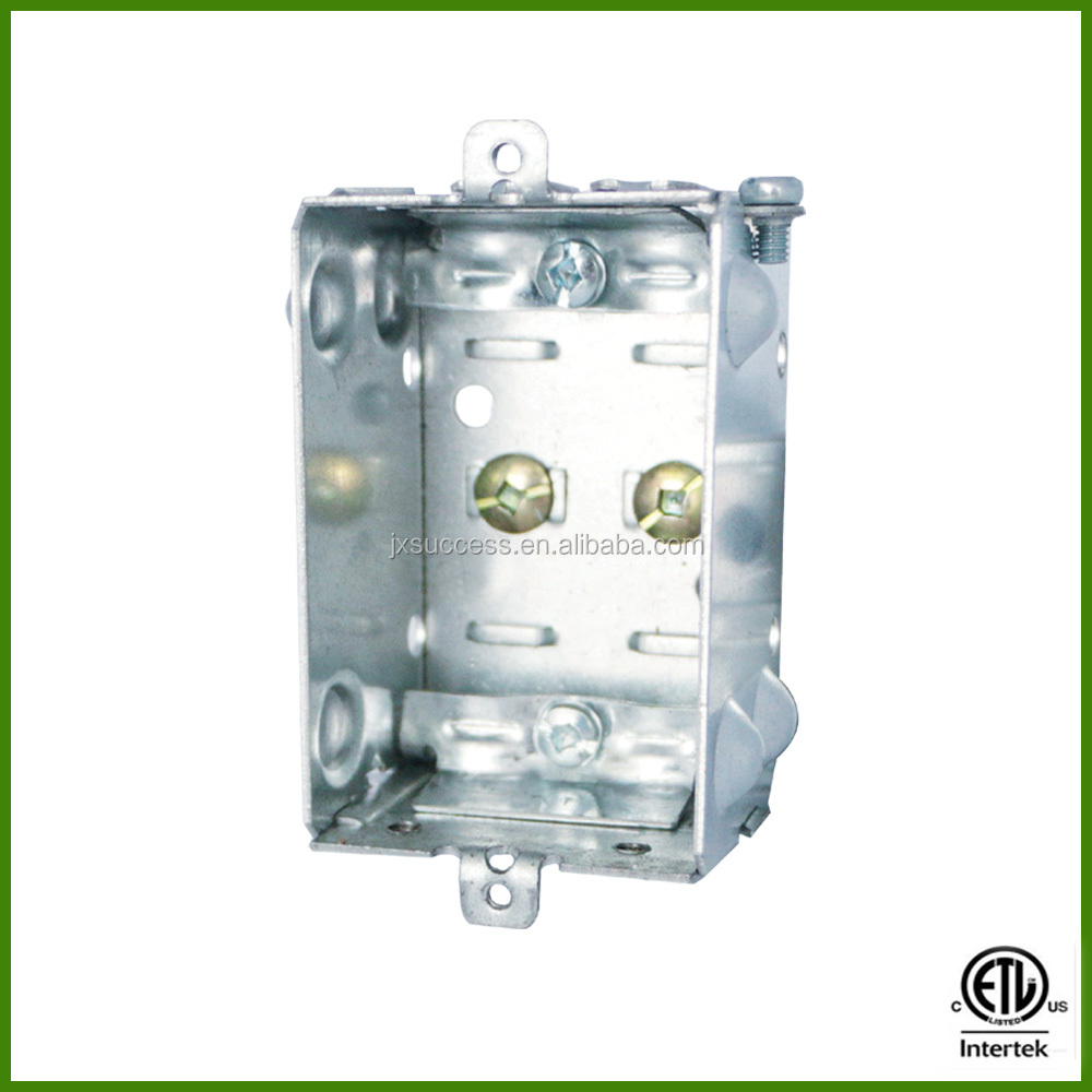 CETL listed stainless steel electical cable junction boxes