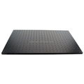 Aluminum solid plate optical breadboard from difference for lab