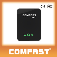 COMFAST CF-WP500M ac socket pass through home plug plc 500m