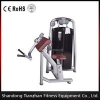 shandong fitness equipment with CE approve / TZ-6046 biceps machine/ body slim machine