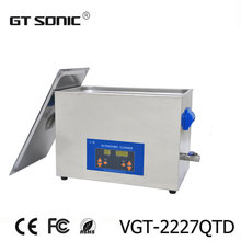 VGT-2227QTD stainless steel medical instruments ultrasonic washing machines