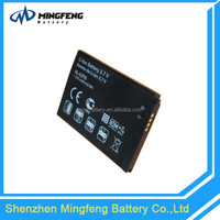 Wholesale rechargeable BL-42FN cell batteries for LG C550/P350/P355 C550/Optimus Me/P350