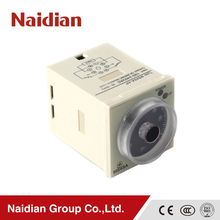 Exquisite workmanship small power consumption MS4SA time relay, 110V electrical digital time switch