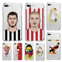 Wholesale High-end Soccer Trophy Star Replicas Souvenir Custom 2018 World Cup Silicone Mobile Phone Shell
