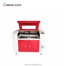 cheap price CO2 laser engraving machine for silicone bracelets stone pictures sale