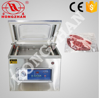 Hongzhan DZ series aerosol can automatic vacuum sealing machine
