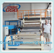 SH-2012A Excellent quality compact hot melt adhesive coating machine for adhesive label, hologram label, adhesive film