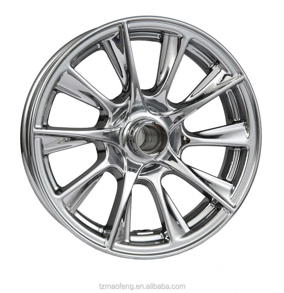 "aluminum alloy motorcycle wheel 10"",14"",17"""