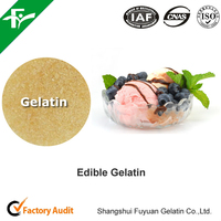 Edible Gelatin As A Thickener Used